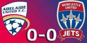 The Jetstream Extra - POSTMATCH Adelaide United 0 - Newcastle United Jets 0