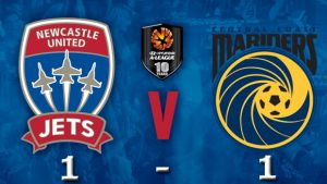 The Jetstream Extra - POSTMATCH Newcastle Jets 1 - Central Coast Mariners 1