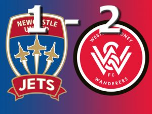 The Jetstream Extra - POSTMATCH Newcastle United Jets 1 - Western Sydney Wanderers 2