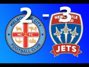 The Jetstream Extra - POSTMATCH Melbourne City FC 2 - Newcastle United Jets 3